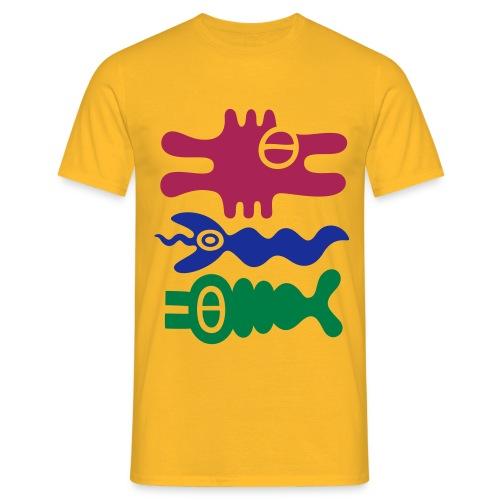 Maritime-Wesen-Männer-T-Shirt - Männer T-Shirt