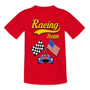 Racing Team - Kids' T-Shirt