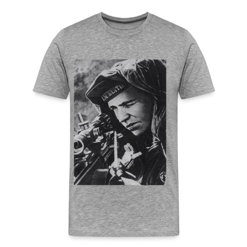 SNIPER (multicolor) - Men's Premium T-Shirt