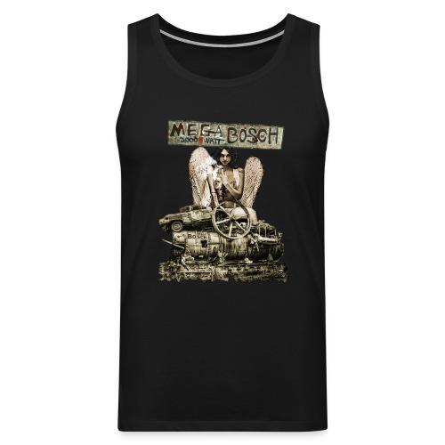 MegaBosch MuscleShirt MSMB01 - Männer Premium Tank Top