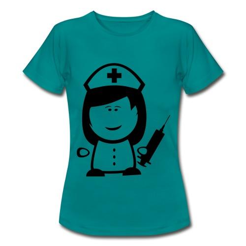 Retter-Nurse-Nerd - Frauen T-Shirt