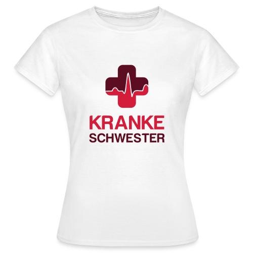Kranke Schwester - Frauen T-Shirt