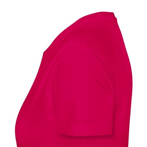 Reitschulshirt GIRLIE *Standard pink - Frauen Premium T-Shirt