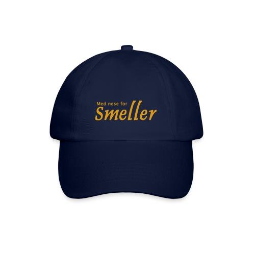 Cap - Med nese for Smeller - Baseballcap