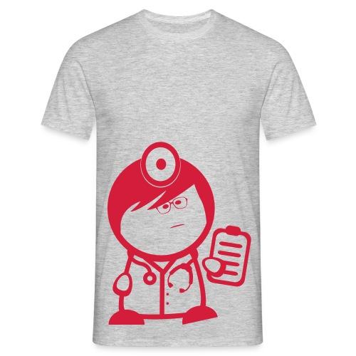 Retter-Notarzt-Nerd - Männer T-Shirt