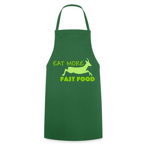 Schürze Fast Food - Kochschürze
