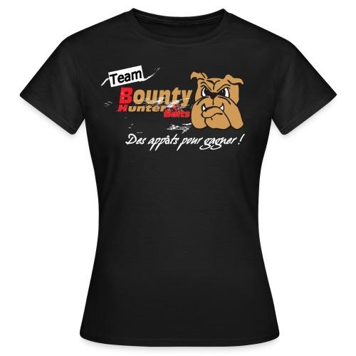 TEE SHIRT FEMME TEAM BHB - T-shirt Femme