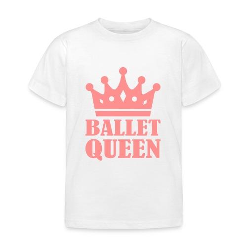 Ballet Queen Girl top - Kids' T-Shirt