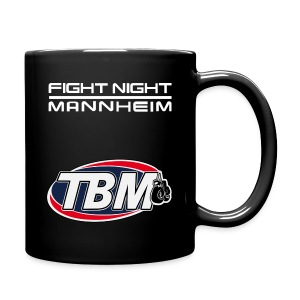 TBM Tasse Fight Night - Tasse einfarbig