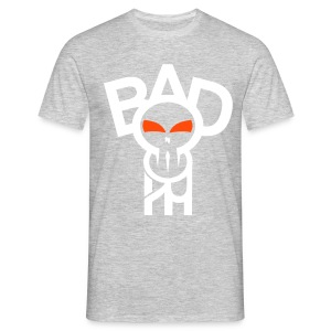 BadheaD Men white/red - Männer T-Shirt