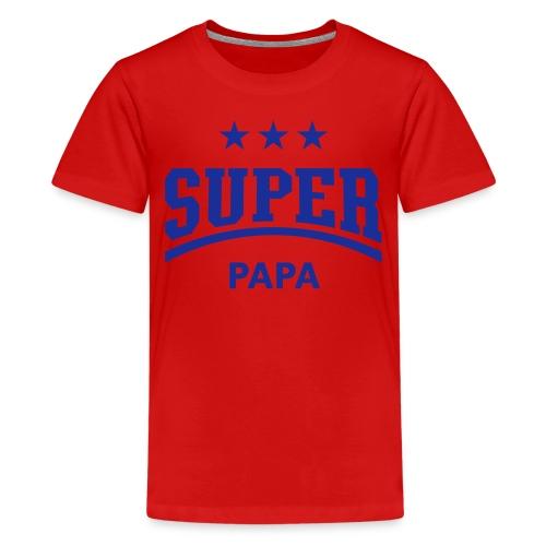 cadeau pour papa - T-shirt Premium Ado