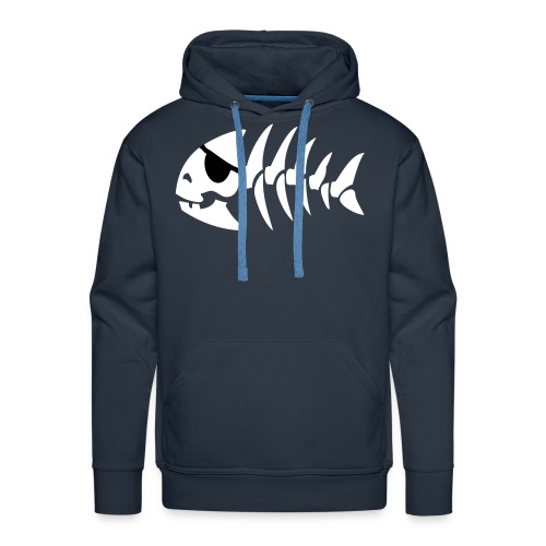 jollyfish - Sweat-shirt à capuche Premium pour hommes