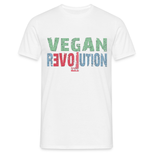 VEGAN REVOLUTION - Männer T-Shirt