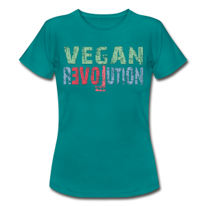 VEGAN REVOLUTION - Frauen T-Shirt