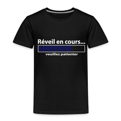Tee-shirt Réveil en Cour - T-shirt Premium Enfant