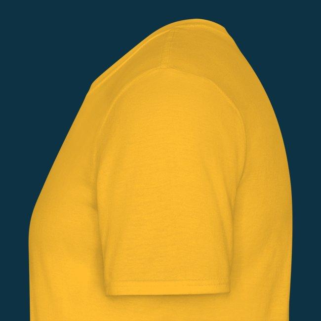 Extra Heavy Dub (black on yellow)