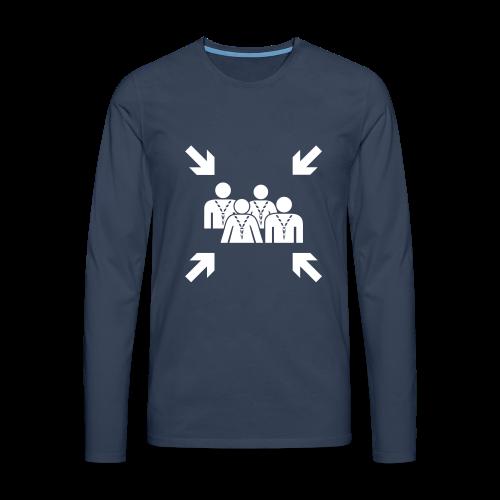 Assembly Point - Men's Premium Longsleeve Shirt