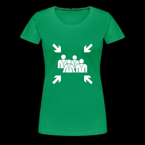 Assembly Point - Women's Premium T-Shirt