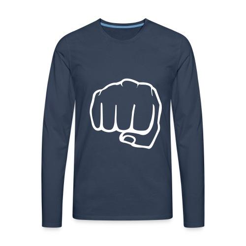 Camiseta de manga larga  hombre - Men's Premium Longsleeve Shirt