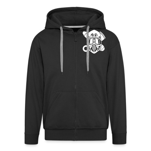 Full Broapaholics Edition  - Men's Premium Hooded Jacket