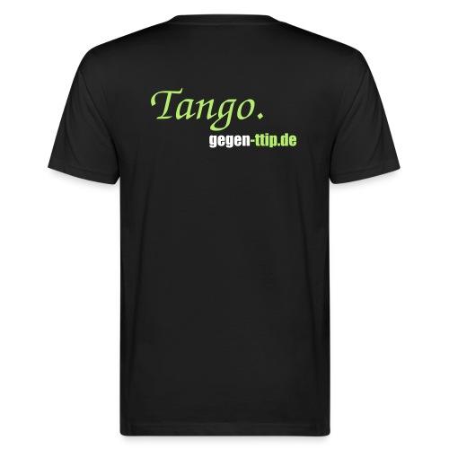 Tanguero organic - Männer Bio-T-Shirt