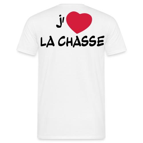 LOVE & LOVE (H) - T-shirt Homme