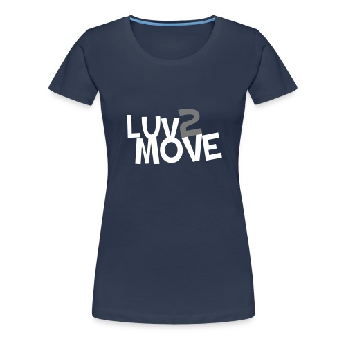 Cut your shirt shirt  - Vrouwen Premium T-shirt