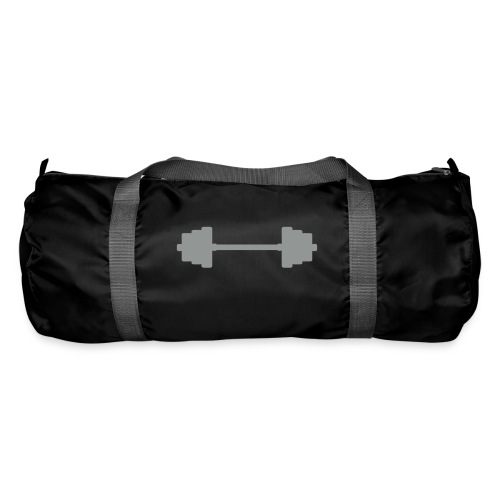 Duffel bag - Barbell design - Duffel Bag