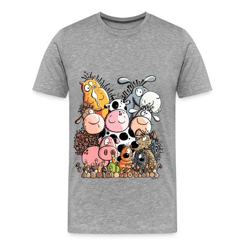 arka - Koszulka męska Premium