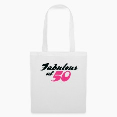 50 years old and fabulous! Bags & Backpacks