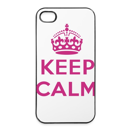 Keep Calm Phonecase 4/4s - iPhone 4/4s Hard Case