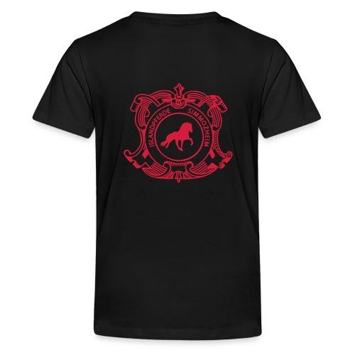 Chris - Teenager Premium T-Shirt