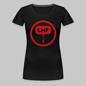 T-SHIRT LA MEGAFORGE FEMMES - T-shirt Premium Femme