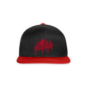 Game Over Hat - Snapback Cap
