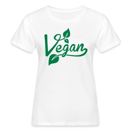 Vegan Organic Women's T-Shirt - Frauen Bio-T-Shirt