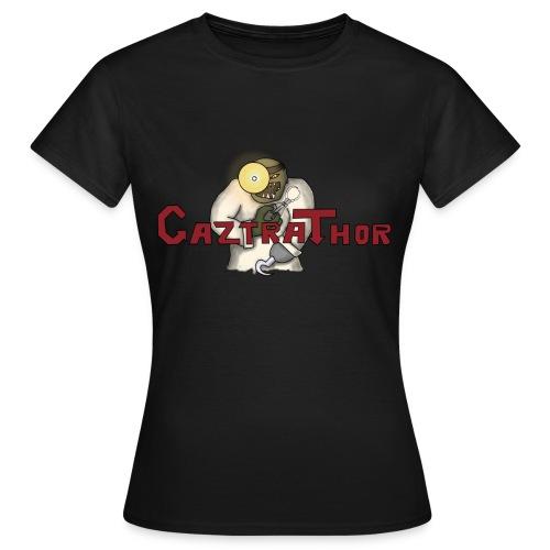 CaztraThor - T-shirt dam