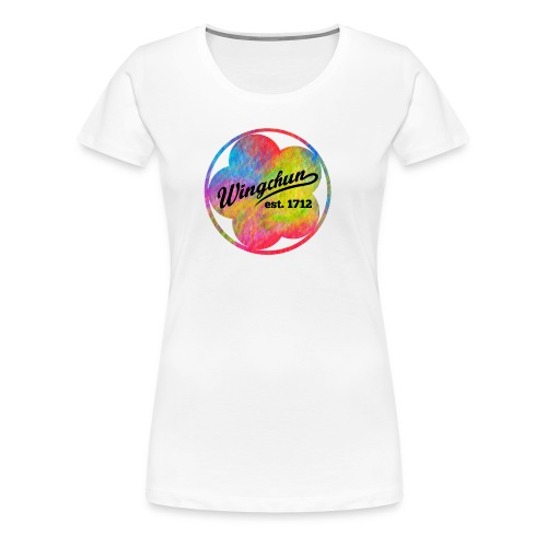 Wing Chun T-Shirt (Women's) - Women's Premium T-Shirt