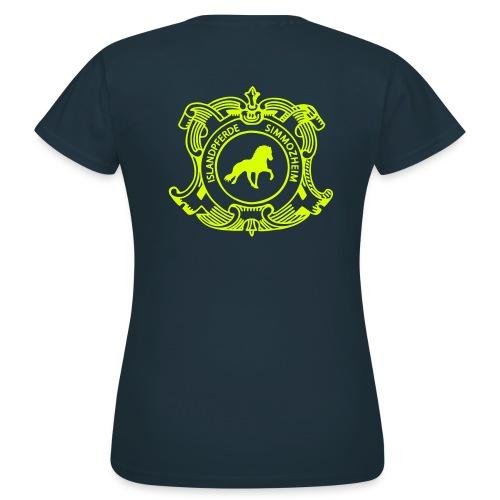 Laura Sport Shirt - Frauen T-Shirt