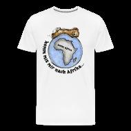 T-Shirts ~ Männer Premium T-Shirt ~ Artikelnummer 102346123