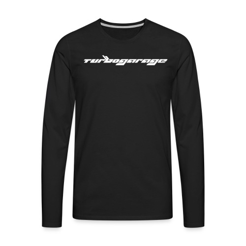 Turbogarage Long Sleeve Man - Männer Premium Langarmshirt