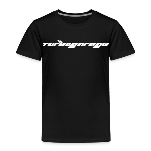 Turbogarage Shirt Kids - Kinder Premium T-Shirt
