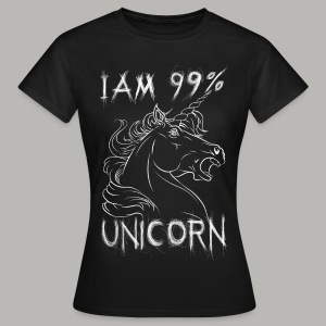Unicorn Epicness - Women's T-Shirt