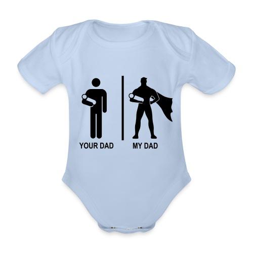 Kurzarm-body  - Baby Bio-Kurzarm-Body