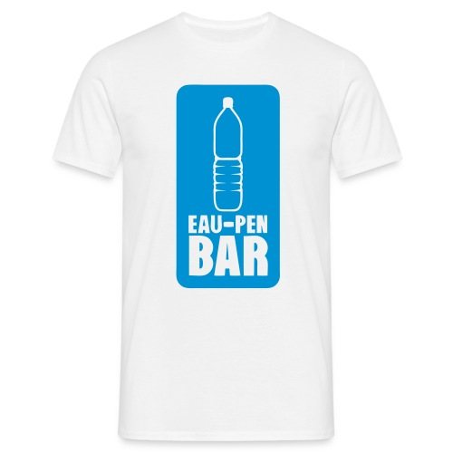 eau pen bar - T-shirt Homme