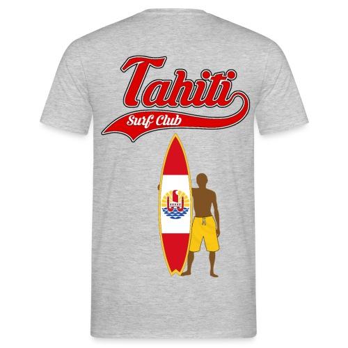 Tahiti Surfing - Men's T-Shirt