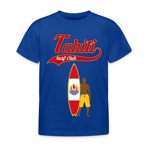 Tahiti Surfing - Kids' T-Shirt