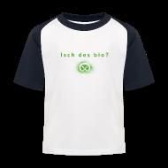 T-Shirts ~ Kinder Baseball T-Shirt ~ Artikelnummer 102350203