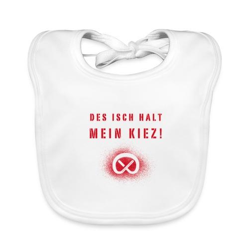 Baby Bio-Lätzchen - schwäbisch,Schwabylon,Schwaben,Prenzlschwäbin,Prenzlberg,Prenzlauerberg,Prenzlauer Berg,Bärbel Stolz,Brezn,Brezl,Brezel,Berlin
