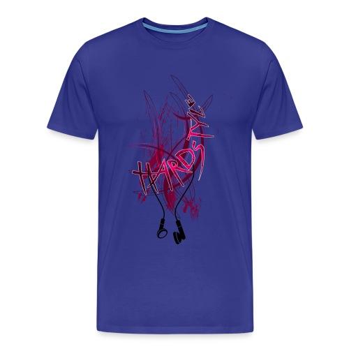 Hard 2 Style - Männer Premium T-Shirt