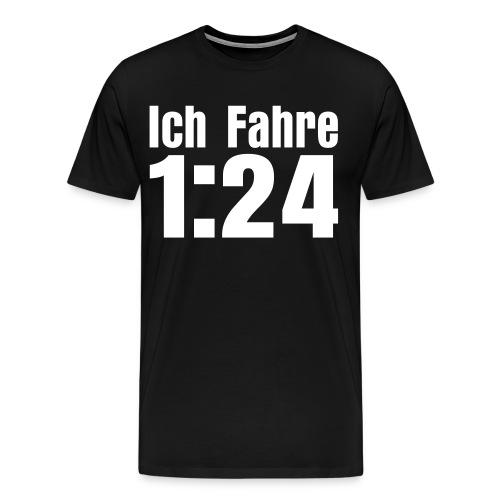 Ich Fahre 1:24 slotnerd Edition - Männer Premium T-Shirt